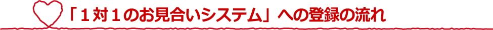 矢掛町:登録の流れバナー