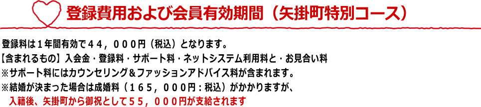 矢掛町:料金&有効期限